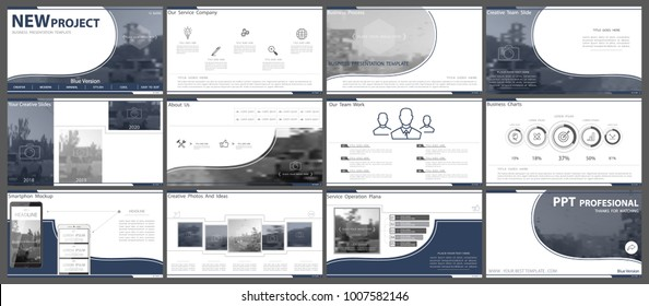 presentation, business, advertising, PPT, template, powerpoint, report, blue, year, background, network, set, white, installation, banner, book, brochure, concept, corporate, style, cover, creative,