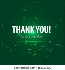 Ilustraciones, imágenes y vectores de stock sobre Thank You