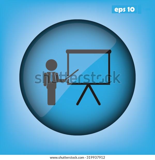 presentation manager screen