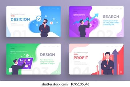Digital Marketing Powerpoint Stock Vectors, Images & Vector