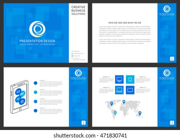 Clean Powerpoint Template Images, Stock Photos & Vectors | Shutterstock
