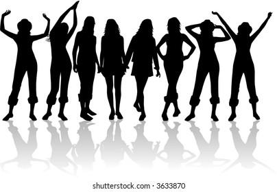 Pretty Womens