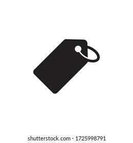 Price tag icon symbol vector