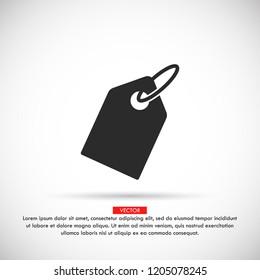price tag icon vector 10 EPS