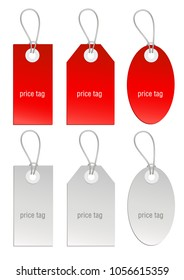 vector stickers price tag banner label stock vector royalty free