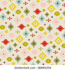primitive geometric pattern