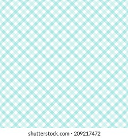 Primitive retro gingham background ideal for baby shower
