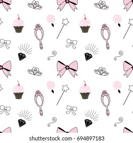 princess accessories pattern