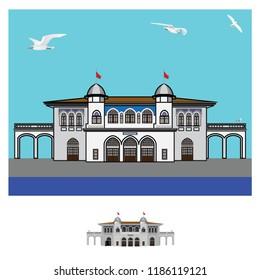 Princess Islands pier Kadıköy