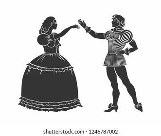 princess and prince dance