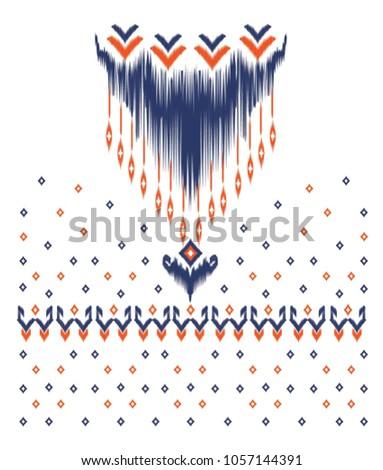 dadcbab7 print for ethnic style dress, t shirt graphics, tee print design