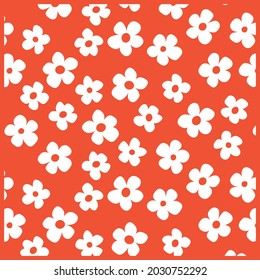 Print for kerchief, bandana, scarf, handkerchief, shawl, neck scarf. Squared pattern with ornament for fabric, textile, silk products. Paisley vector with flowers in nordic style.Floral folk tracery.