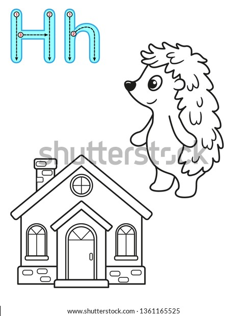 Letter A coloring pages | Free Coloring Pages | 620x485