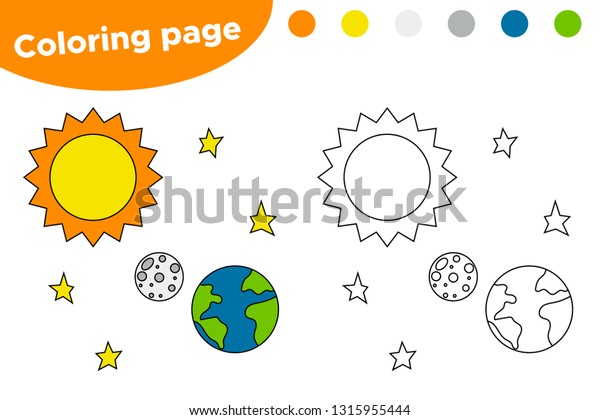 Planet Coloring Pages – coloring.rocks! | 420x600