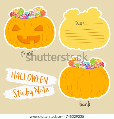 graphic about Printable Jackolantern titled Printable Halloween Pumpkin Jack O Lantern Inventory Vector