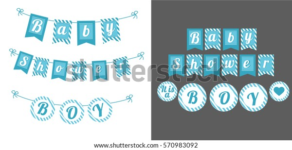 It's just an image of Free Printable Baby Shower Signs with boy girl