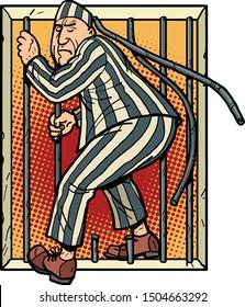 https://image.shutterstock.com/image-vector/prisoner-escapes-prison-jailbreak-comic-260nw-1504663292.jpg