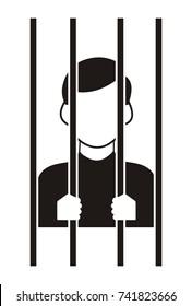prisoner, icon.
