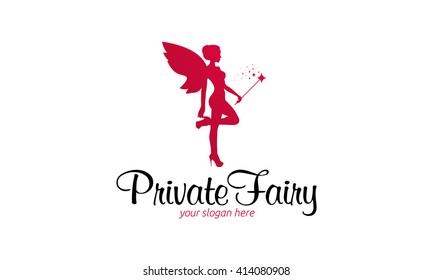 Private Fairy Logo