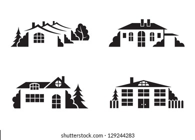 private houses