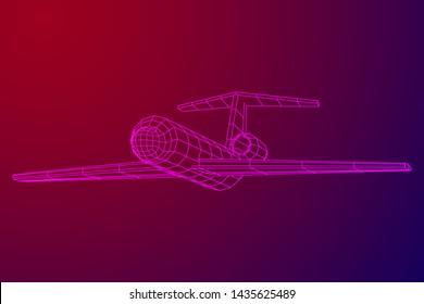 Twin Engine Jet Images, Stock Photos & Vectors | Shutterstock