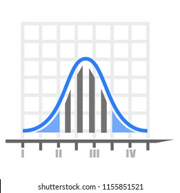 Probability density function diagram
