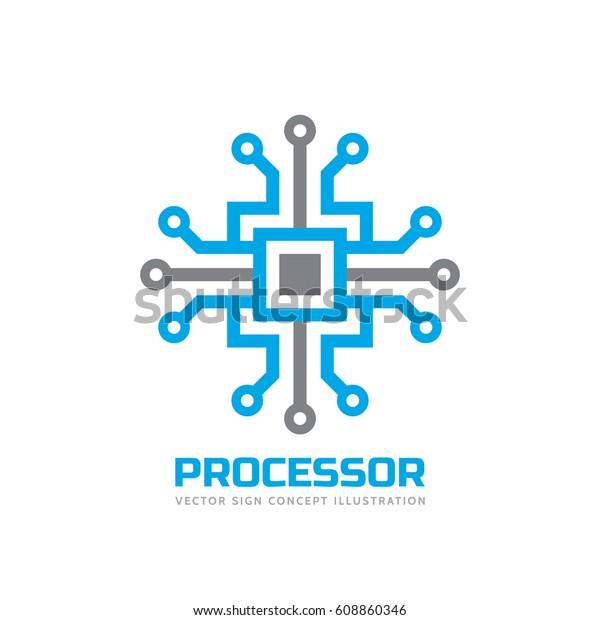 processor cpu vector logo template corporate stock vector royalty free 608860346 https www shutterstock com image vector processor cpu vector logo template corporate 608860346