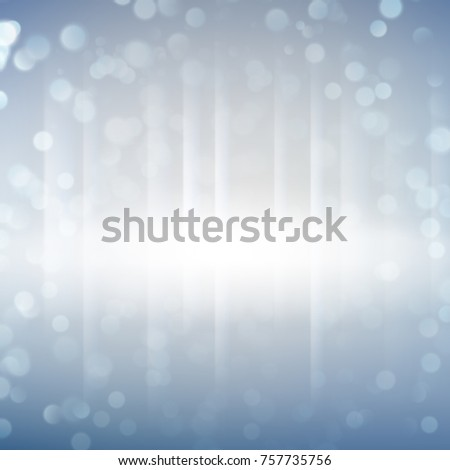 Product Advertising Bokeh Template Background Includes Stock Vector