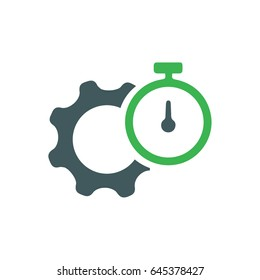 Productivity Speed Icon