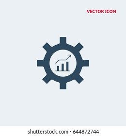 productivity vector icon