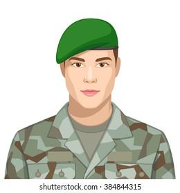Profession: Soldier