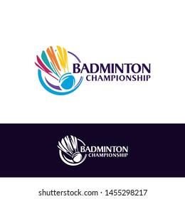 Badminton Logo Images Stock Photos Vectors Shutterstock