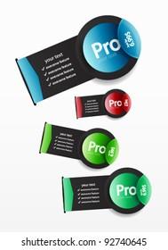Professional clean web box