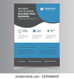 Professional Corporate Modern Flyer Design