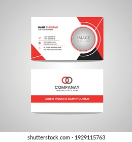 Professional and Creative Business Card Template