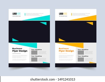 Professional and Creative Flyer Design Template for All Kinds of Business