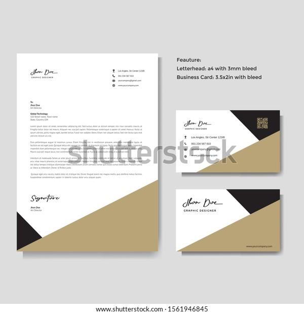 Professional Creative Letterhead Business Card Vector Stock Vector Royalty Free 1561946845,Memphis Interior Design
