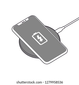 Wireless Charger Images Stock Photos Vectors Shutterstock