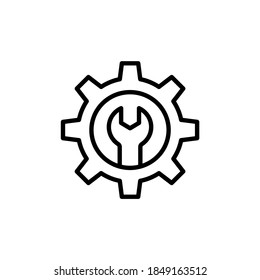Project Development icon in vector. Logotype