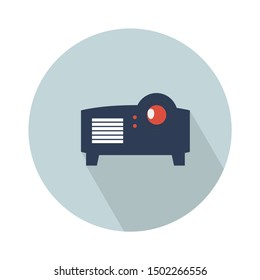 projector icon - From Multimedia, Camera and Photography icons set