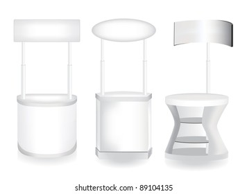 Promotion Stand set