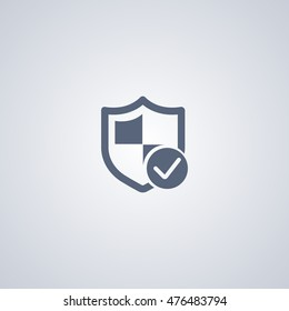 protection icon,safety icon,  security icon