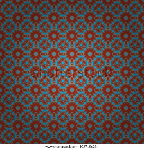 Psychedelic Design Element Wallpaper Scrapbooking Fabric