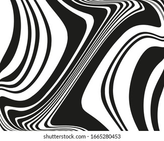 Psychedelic pattern for web background design. Abstract technology vector template. Graphic pattern. Creative vector element. Black friday sale banner. Background decoration.