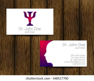 Business Card Psychology Hd Stock Images Shutterstock