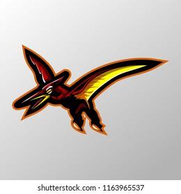 Pteranodon E Sport Logo