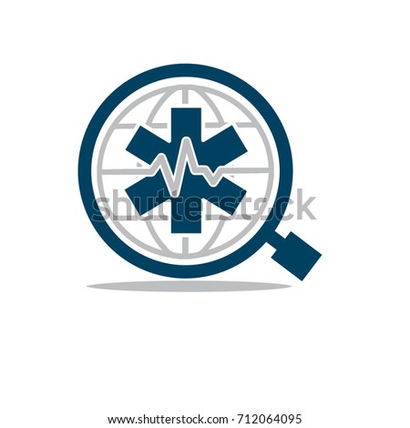 Public Health Logo Stock Vector Royalty Free 712064095 Shutterstock