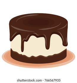 pudding vector.