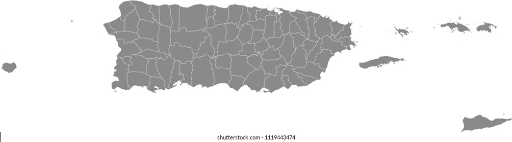 Caguas Map on