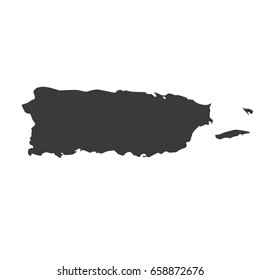 Puerto Rico World Map Images, Stock Photos & Vectors ...